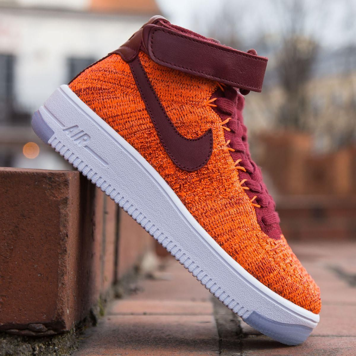 new style cf86f 17788 Nike WMNS AIR FORCE 1 ULTRA FLYKNIT 818018-800 - Ceny i opinie - Ceneo.pl