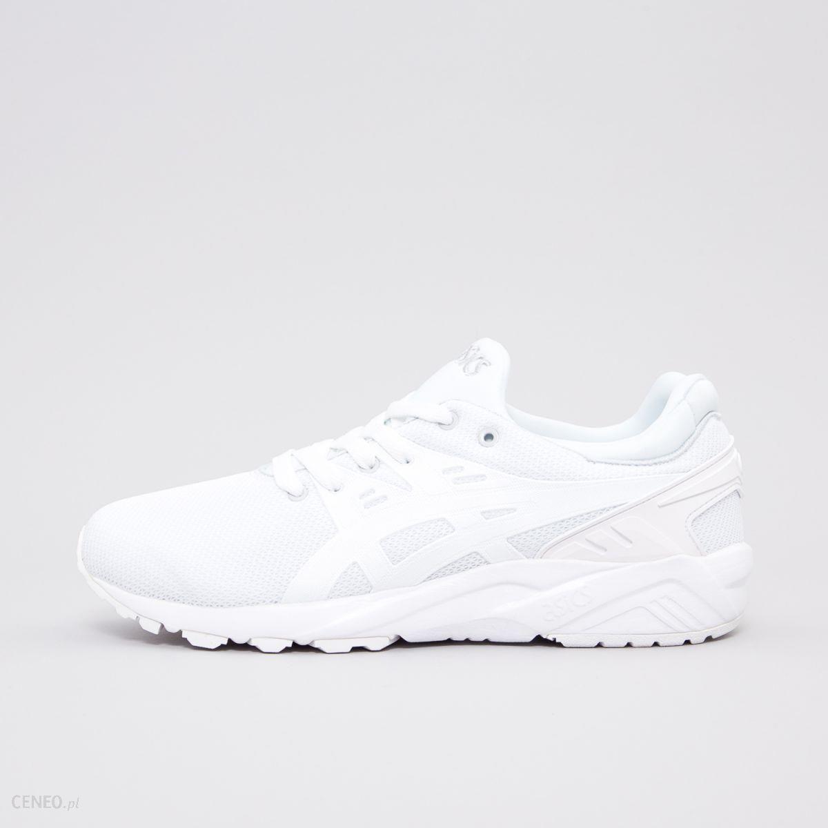 DamskieMęskie Asics Gel Kayano Trainer Evo H707N 0101 biały