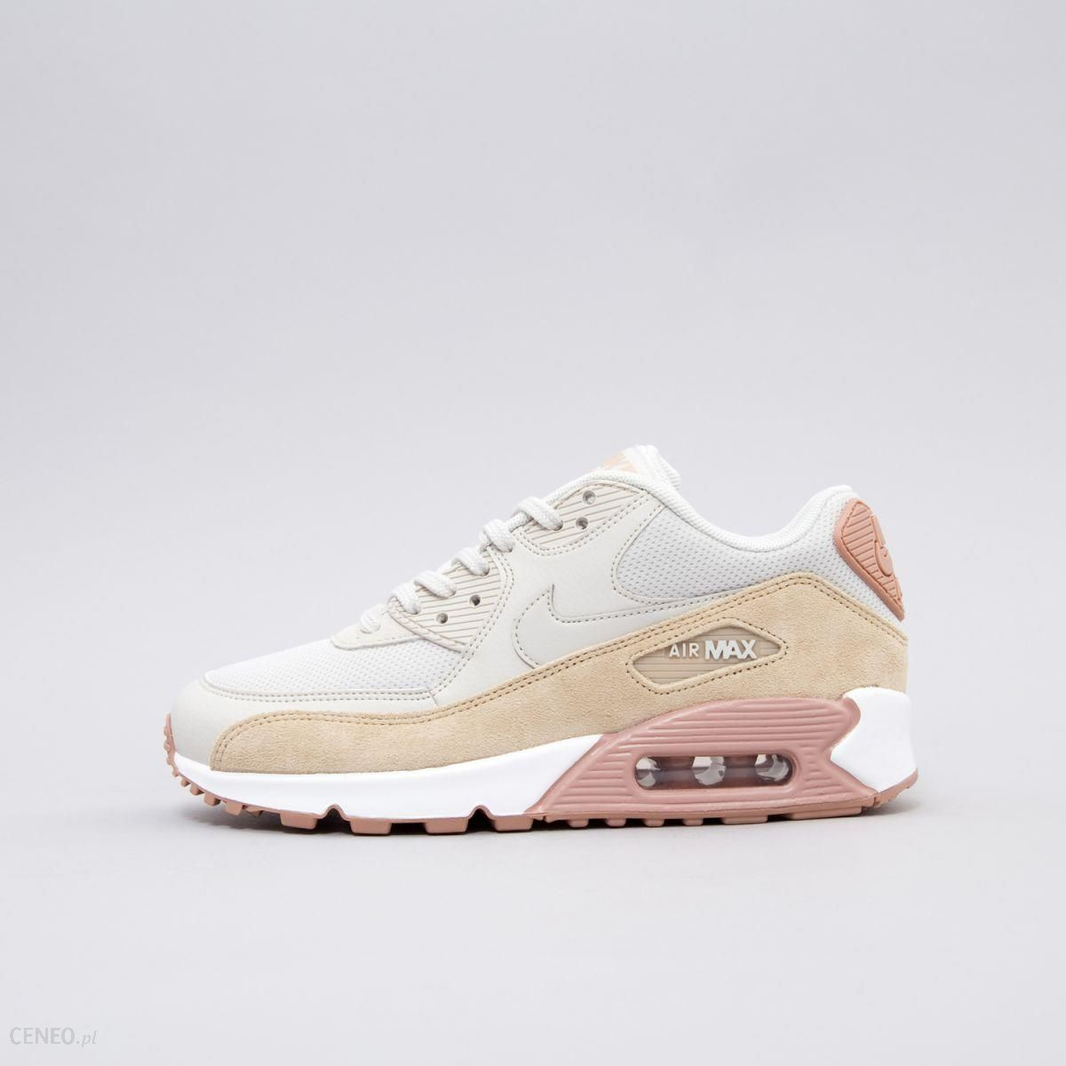 Shoes NIKE Wmns Air Max 90 325213 046 Light BoneMushroom