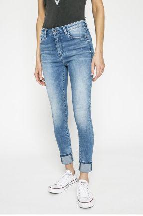 34326154b3de18 Damskie spodnie przecierane MIM rurki r XL - 42 - Ceny i opinie ...