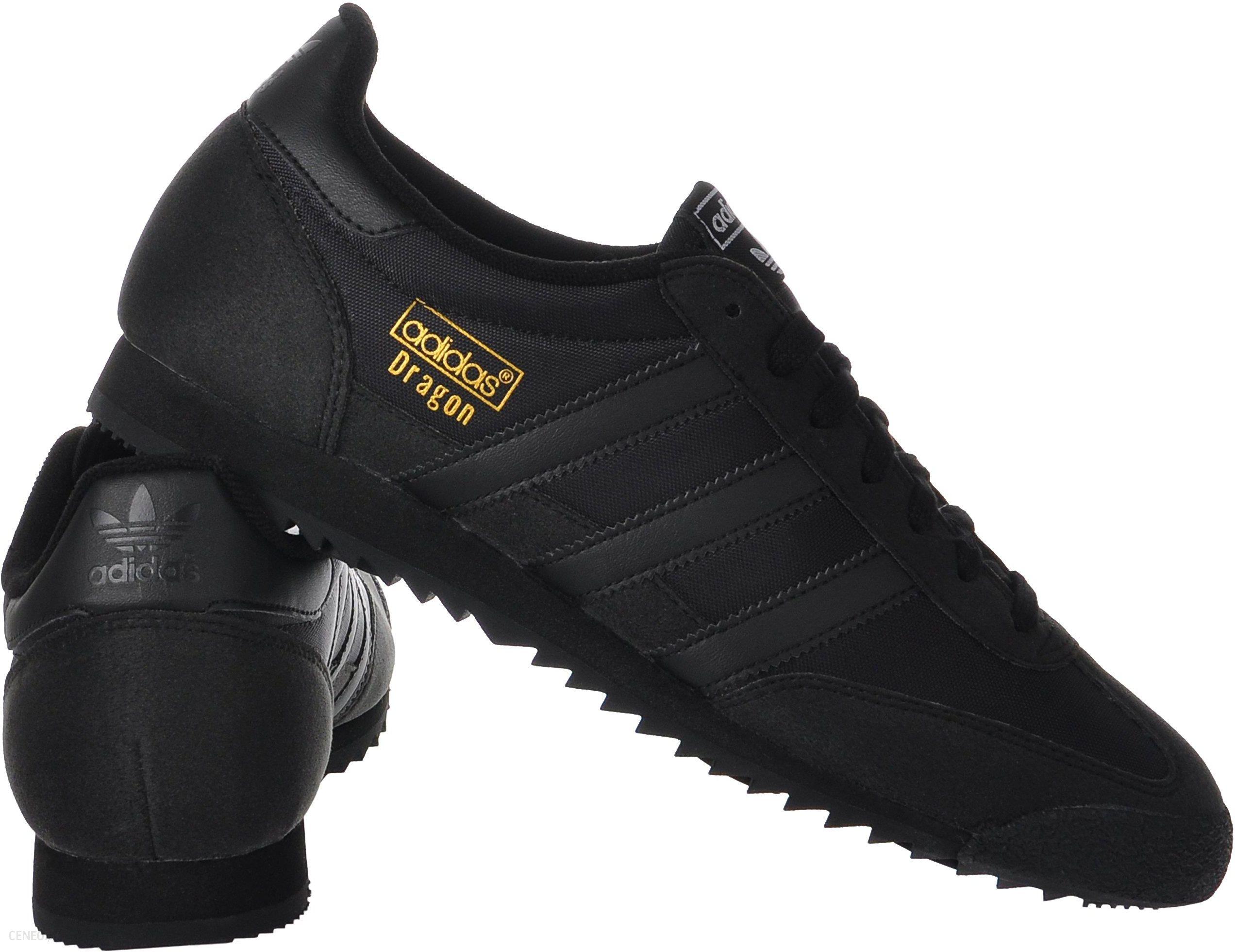 quality design d1132 4d9e5 adidas dragon damskie czarne