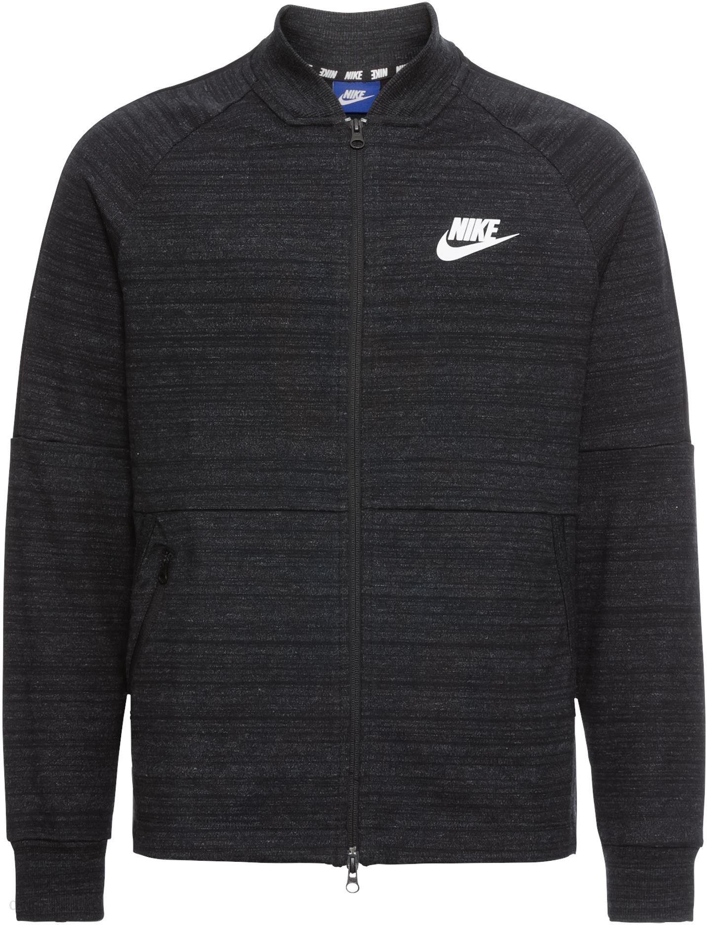 Kurtka Nike Sportswear AV15 Knit Jacket Czarny