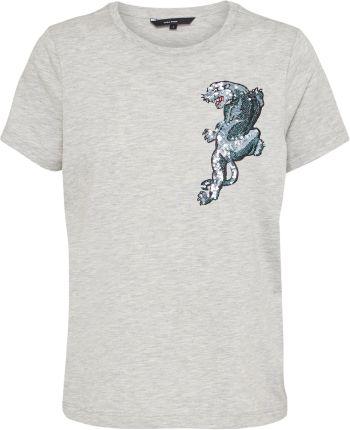 fb864e733 Mammut LOGO Tshirt z nadrukiem marble white - Ceny i opinie - Ceneo.pl