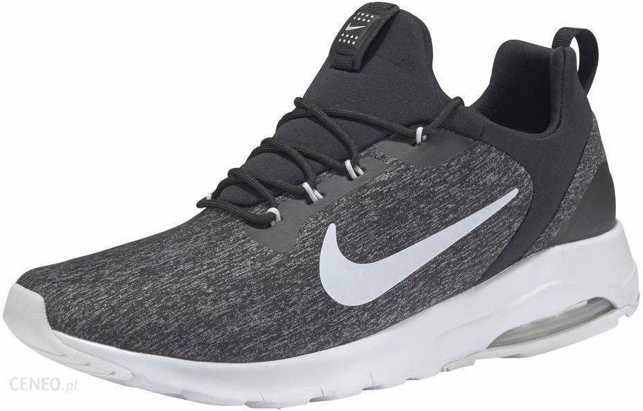 e83a23499386ce Nike Sportswear Trampki niskie 'Air Max Motion Racer' Antracytowy / Czarny  / Nakrapiany Czarny