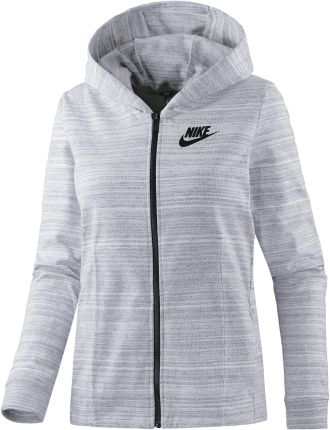eba5928e4 Nike Sportswear Bluza rozpinana gris/noir - Ceny i opinie - Ceneo.pl