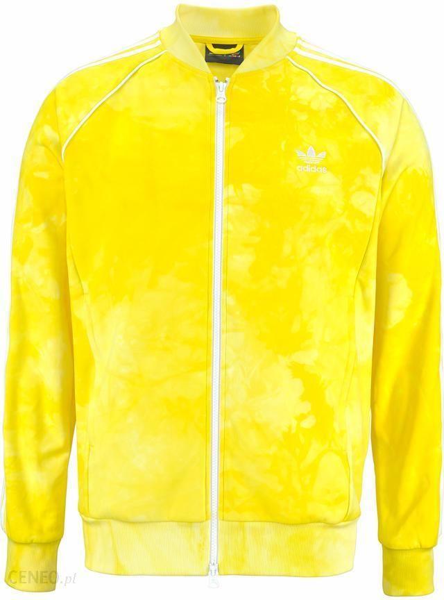 7d58e43312 ADIDAS ORIGINALS Bluza rozpinana  HU HOLI SSTR TT  żółty - Ceny i ...
