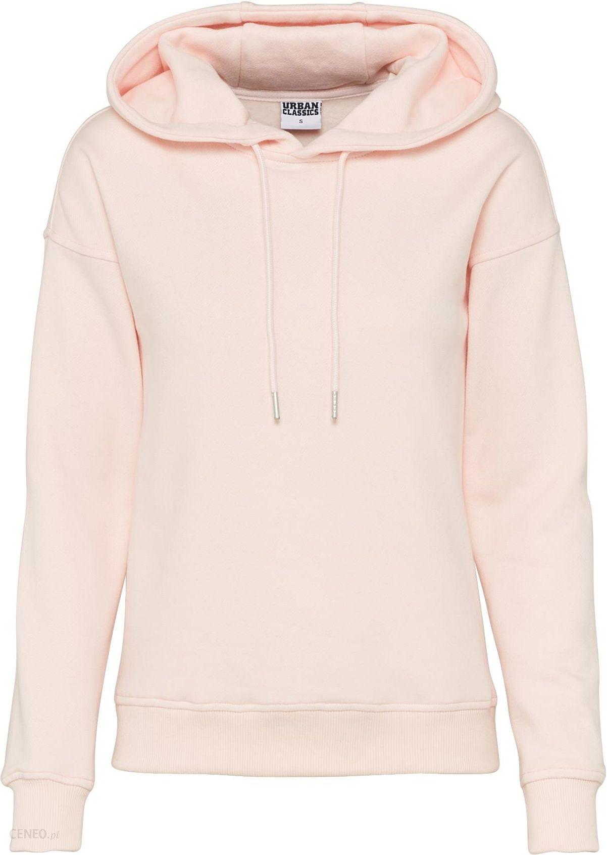 Urban Classics Bluzka sportowa Różowy Pudrowy