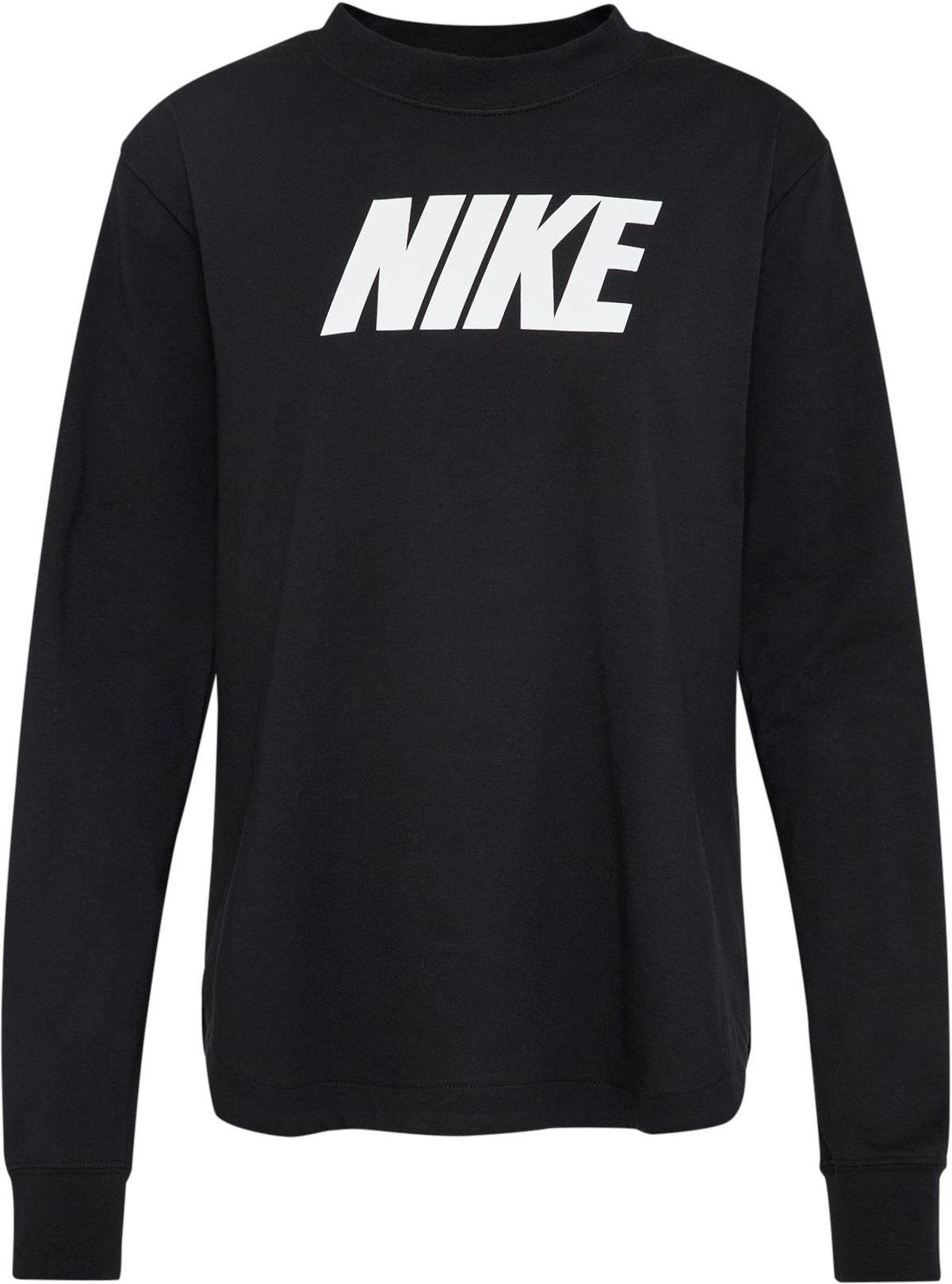 b2ab8e7be Nike Sportswear Koszulka 'W NSW AV15' Czarny - Ceny i opinie - Ceneo.pl