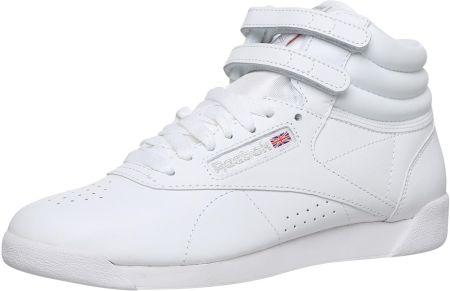 sale retailer de7fe 3704d Reebok Classic Trampki wysokie Biały ...