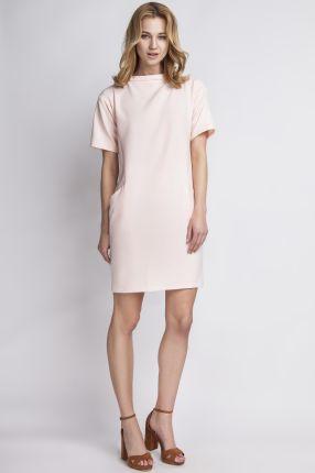 f868280545 Sukienka Model L021 Pink - Ceny i opinie - Ceneo.pl