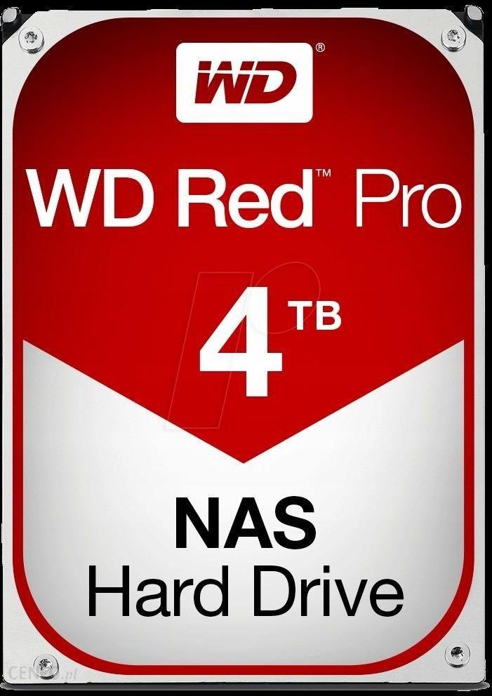 WD Red Pro 4TB (WD4003FFBX)