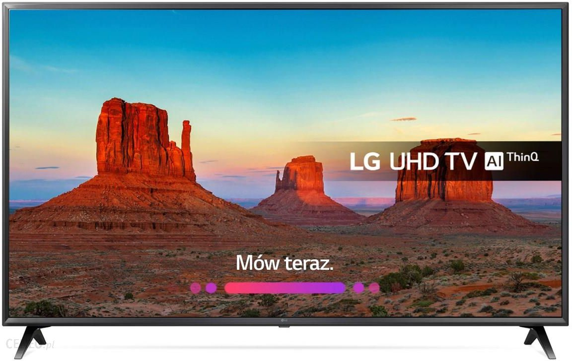 Telewizor LG 43UK6300