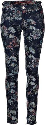 e5e7797a0dc9f Desigual spodnie damskie Floc 27 ciemnoniebieski