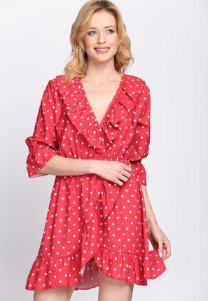 3a3bbf25aa Letnia Czerwona Sukienka - oferty 2019 - Ceneo.pl