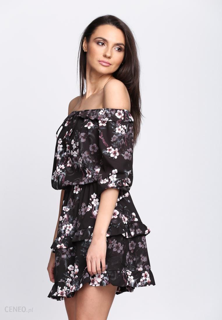 a175b45c Czarna Sukienka Nice and Cool