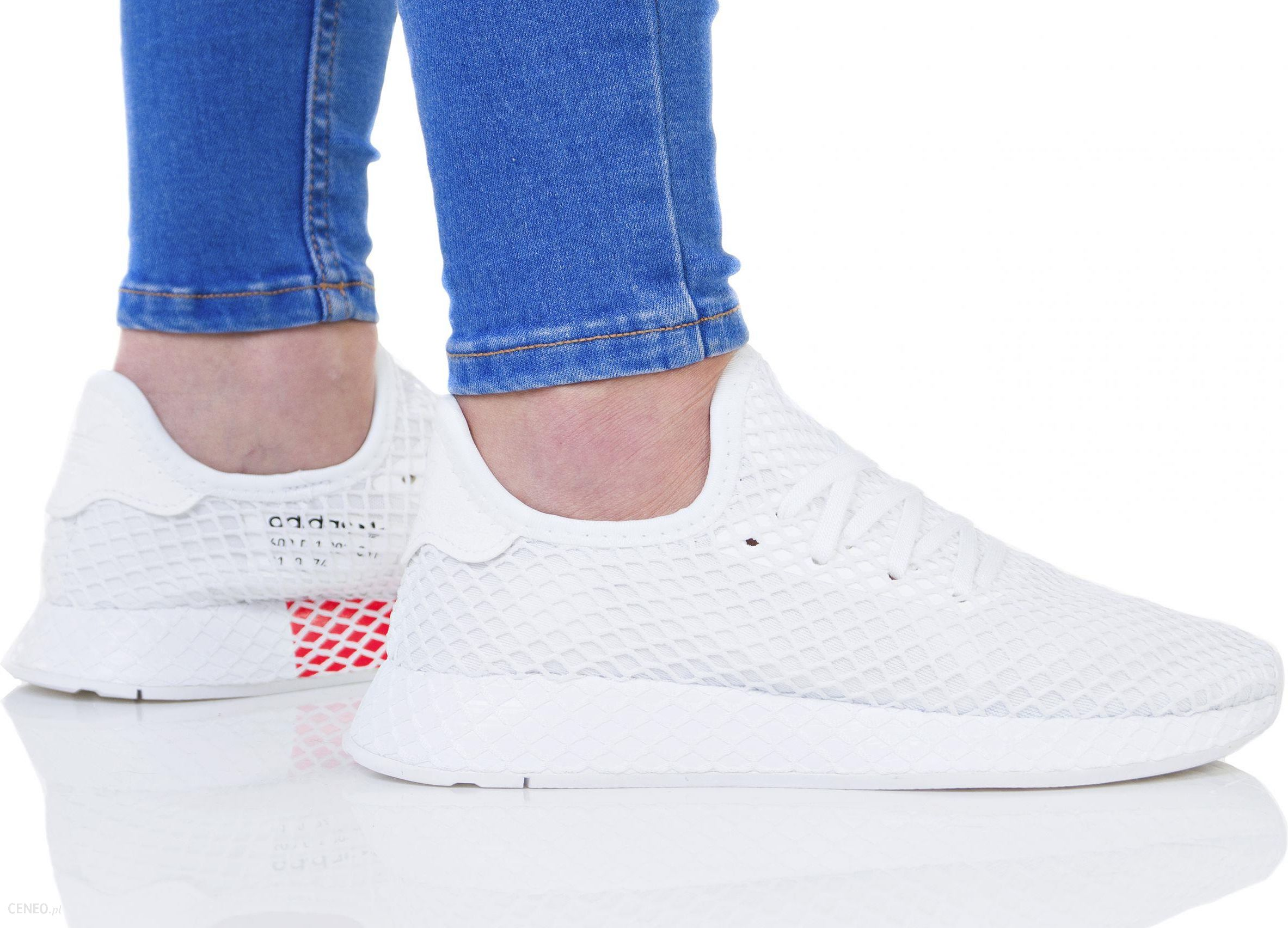 3e09d735c7df8 BUTY ADIDAS DEERUPT RUNNER J CQ2935 - Ceny i opinie - Ceneo.pl