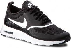 Buty Męskie Nike Air Max 87 Thea 599409 103 Biało Czarne
