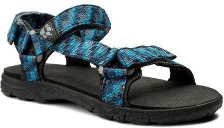 9ff1a46433230 Sandały JACK WOLFSKIN - Seven Seas 2 Sandal B 4029951 Glacier Blue eobuwie