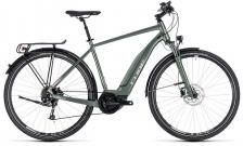 Cube Touring Hybrid One 500 frostgreen/silver 2018