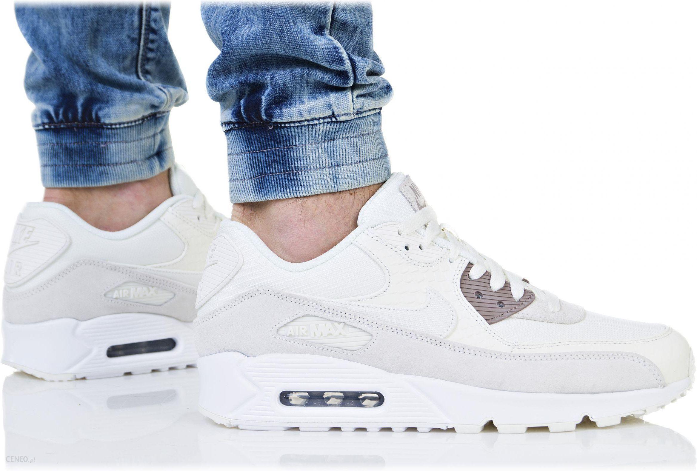 Buty męskie sneakersy Nike Air Max 90 Premium 700155 102
