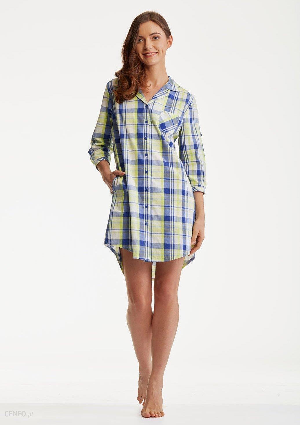 9a9e1a709d20f8 Key Lhd 470 A8 Koszula Nocna Damska Homewear Niebi - Ceny i opinie ...