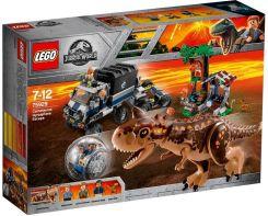 Klocki Lego Jurassic World Pościg Za Pteranodonem 75926 Ceny I