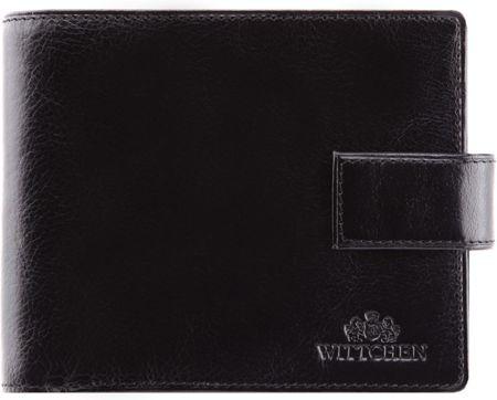6a5b4c4f0dc60 Wittchen Portfel czarny męski skóra 02-1-262-1 - Ceny i opinie ...
