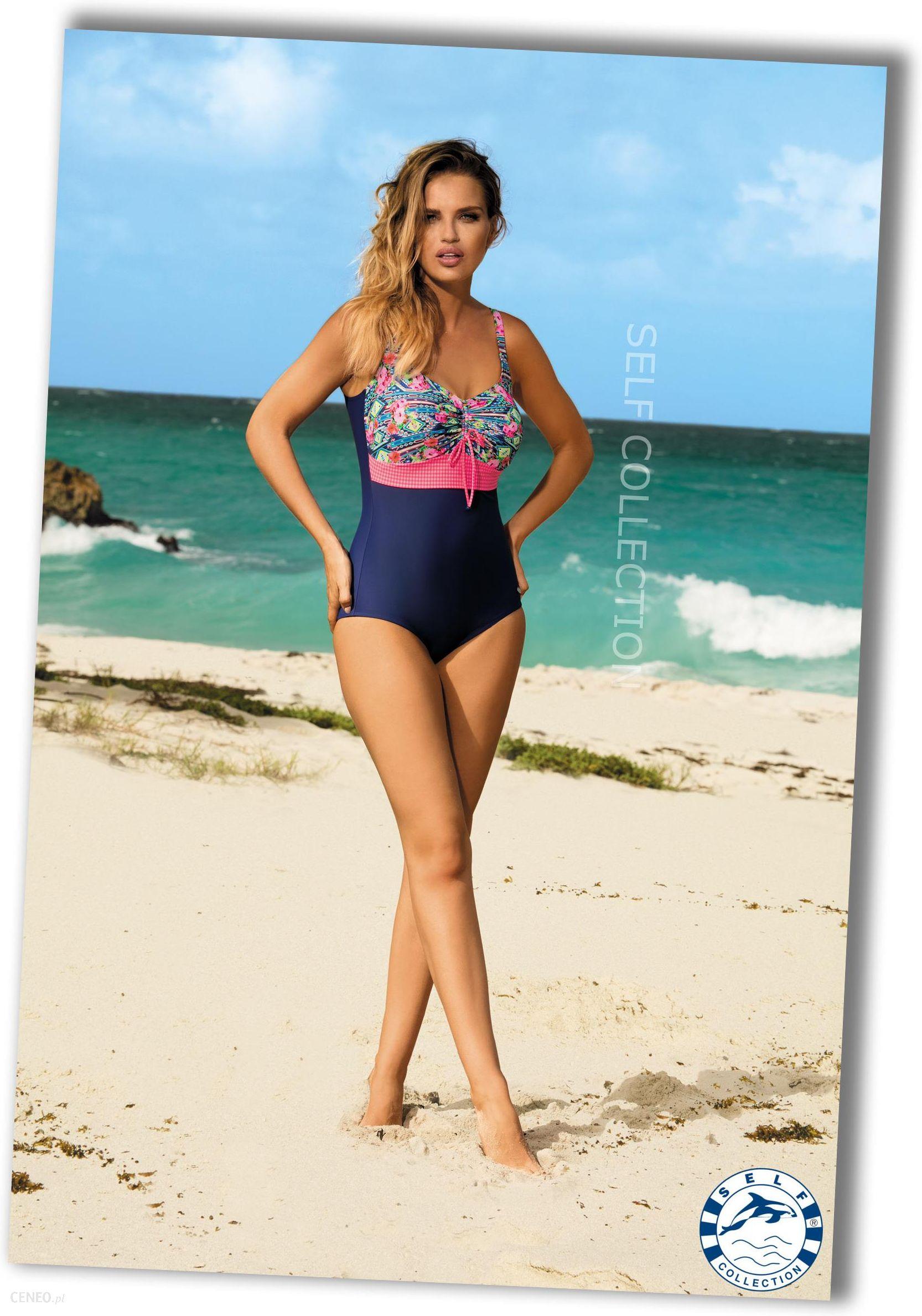 c4c041f8239011 Self strój kąpielowy jednoczęściowy 684 44E XXL - Ceny i opinie ...
