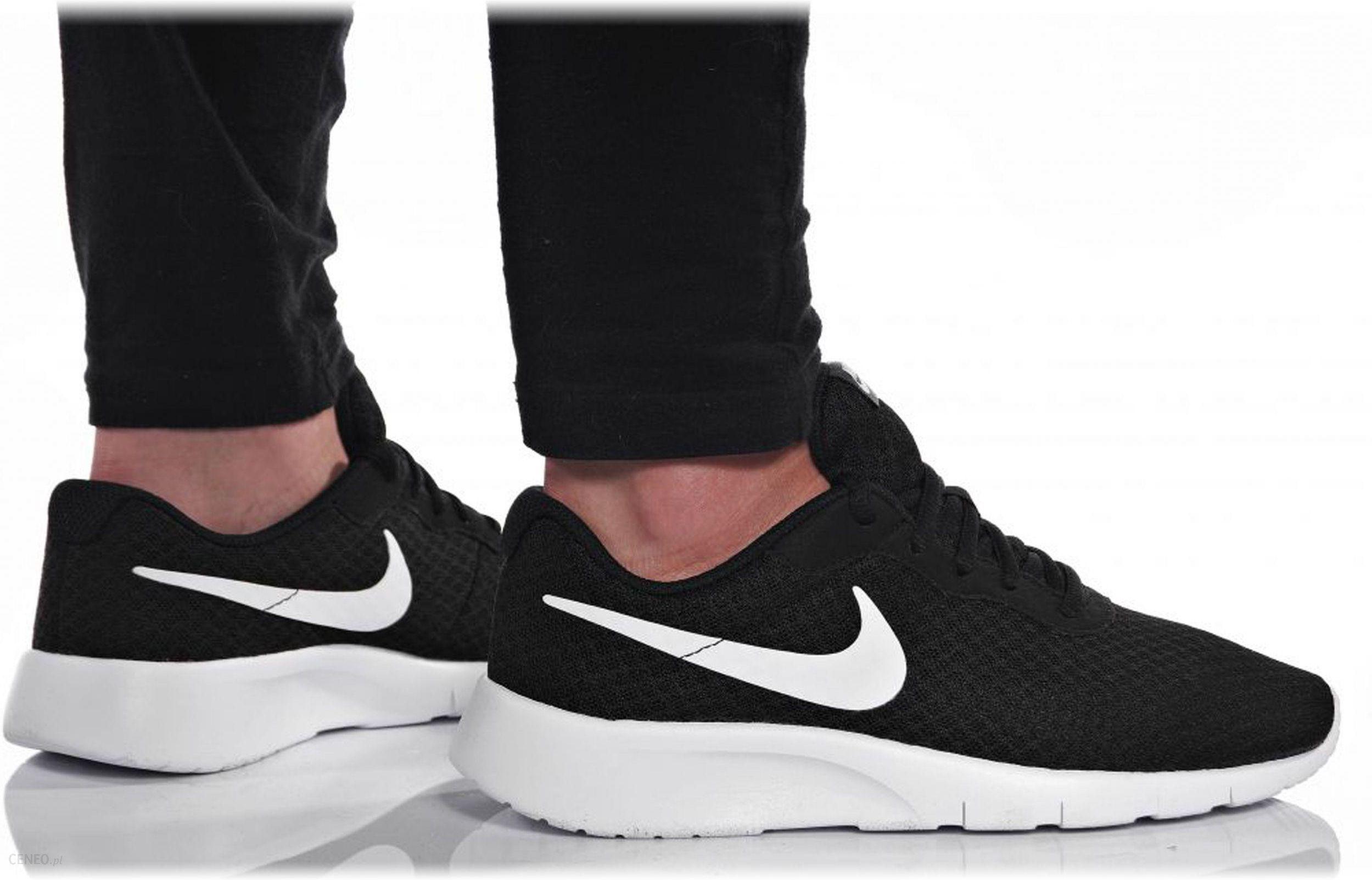 check out 9e1fd b7c82 Buty Nike Tanjun Damskie 818381-011 Czarne - zdjęcie 1