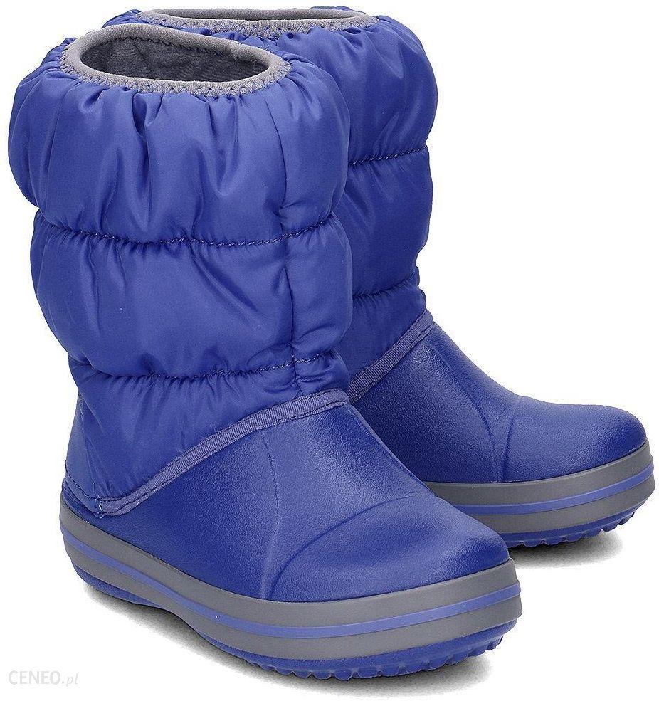 w magazynie autentyczna jakość odebrane Crocs, Śniegowce dziecięce, Winter Puff Boot, rozmiar 34/35 - Ceny i opinie  - Ceneo.pl