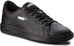 Sneakersy PUMA Smash V2 L Perf 365213 01 Puma BlackPuma Black