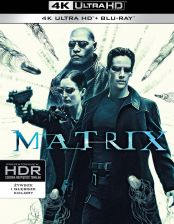 Matrix [Blu-Ray 4K]+[Blu-Ray]