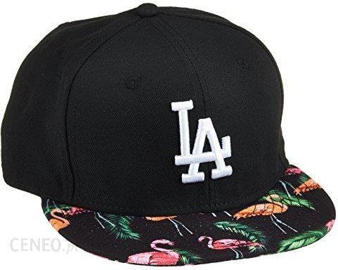 Amazon New Era dorosłych Baseball Cap czapka MLB La Dodgers Tropical Visor  Flamingo 59 Fifty 83af2cc40d