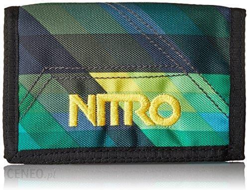 b0bb96100489f Amazon Nitro portfel z przezroczystym okienkiem i przegródką na monety