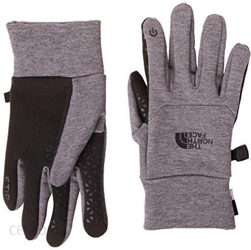 oficjalna strona kupić szerokie odmiany Amazon The North Face męskie rękawiczki Etip Accessories - XS szary -  Ceneo.pl