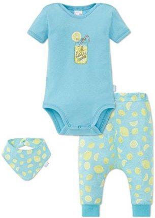f411f3232d74 Amazon Schiesser rękawica do młodych czapki, szaliki   Baby Set, trójpak,  kolor