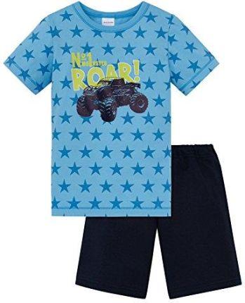 0e2606888 Amazon Schiesser młodych dwóch częściowy strój pidżama CN krótko - 104