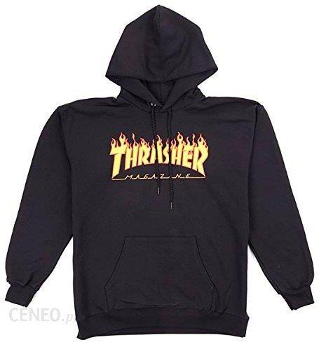 c46234a51c07 Amazon Thrasher Flame bluza z kapturem - zdjęcie 1