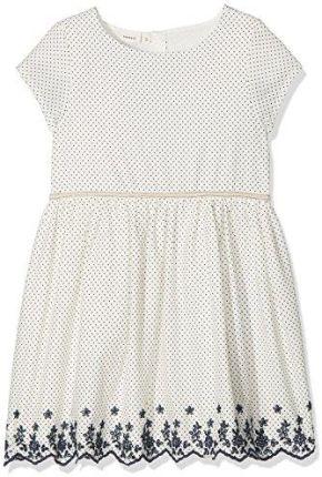 6176acf795 Amazon Name it sukienka dziewczęca nkfi Silla SS Dress - 152