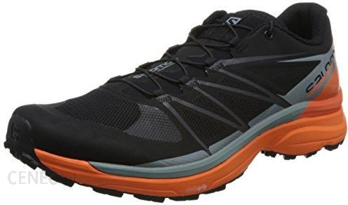 Amazon Salomon męskie buty do trail running Wings Pro 3 czarny 42 23 EU Ceneo.pl