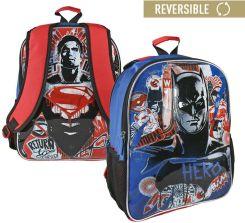 e4bb5c6a579e4 Cerda Plecak Dwustronny Batman Vs Superman 41Cm (2100002017)