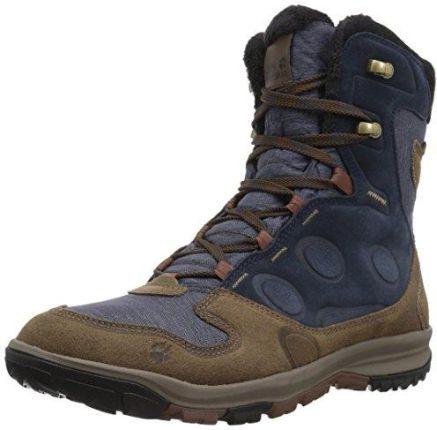 0b4ecb5d59321 Amazon Jack Wolfskin męskie buty zimowe Vancouver Texapore High M -  niebieski - 42 EU