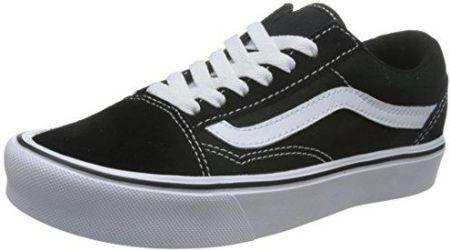 low priced c01b8 c0474 Amazon Vans UA Old Skool Lite sneakersy dla dorosłych, uniseks, (płócienne),