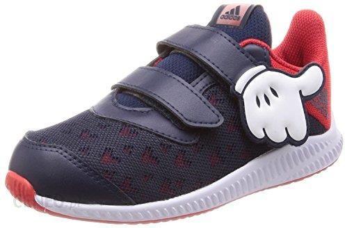 f59ec90a16360 Amazon Adidas buty DY Mickey fortarun CF i Running--dzieci – scarle/vivred