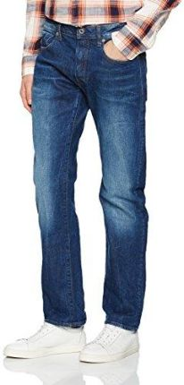 3970d7153a98e Calvin Klein Jeans - Jeansy Sculpted Slim - Ceny i opinie - Ceneo.pl