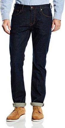 42508aae8be82 Amazon Tommy Hilfiger dżinsy męskie spodnie denton szer. Stretch - nogawka  prosta 30W   34L