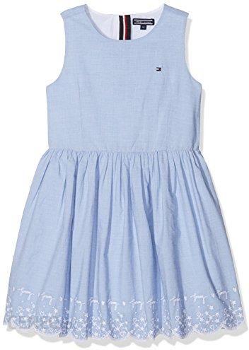 fdb822fdd7e0c Amazon Tommy Hilfiger Baby-sukienka dziewczęca Charming Embroidery Dress  slvls - A-linie 86