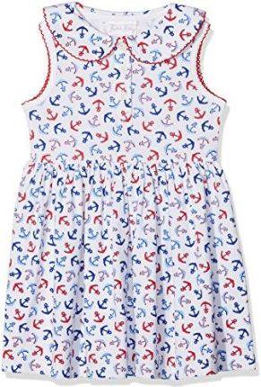 dce626e99e Amazon Rachel Riley sukienka dziewczęca Anchor Jersey Dress - 4 lata