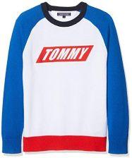 d52a7a398a385 ... dziewczynka bluza Check Mix CN hwk L/s. Dzięki temu Mac Pro nigdy nie  każe - krój regularny 275,00zł. Amazon Tommy Hilfiger chłopcy pulower Tommy  ...