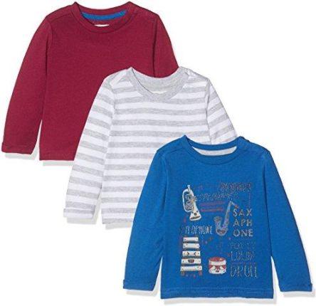 09102077c9 Amazon Mothercare Baby-chłopcy T-Shirt - wielokolorowa